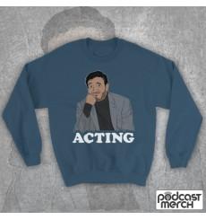 Bilal Zafar Acting Sweatshirt