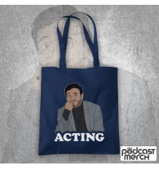 Bilal Zafar Acting Tote Bag