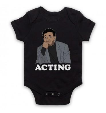 Bilal Zafar Acting Baby Grow Bib