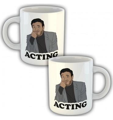 Bilal Zafar Acting Mug