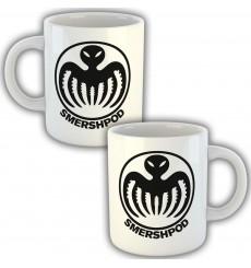 Smersh Pod Large Circle Logo Mug