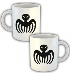Smersh Pod Spectre Octopus Mug