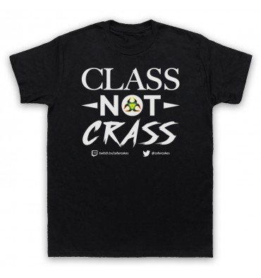 PES United Class Not Crass T-Shirt