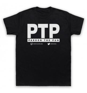 PES United PTP Pardon The Pun T-Shirt
