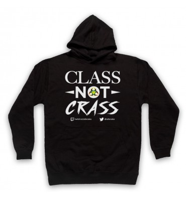 PES United Class Not Crass Hoodie
