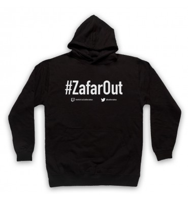 PES United Zafar Out Hoodie