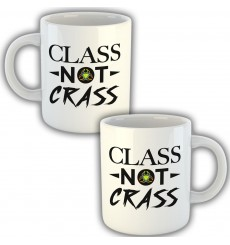 PES United Class Not Crass Mug