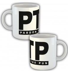 PES United PTP Pardon The Pun Mug