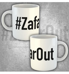 PES United Zafar Out Mug