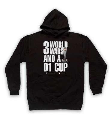 PES United 3 World Wars And A D1 Cup Hoodie