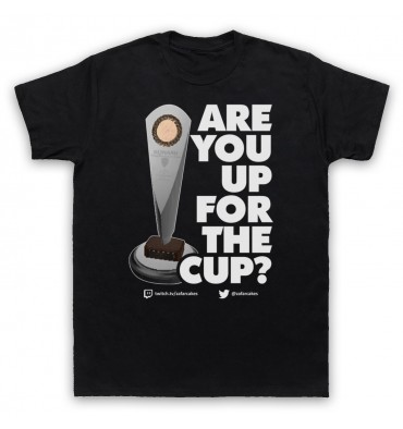 PES United Are You Up For The Cup? T-Shirt