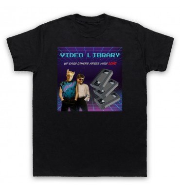 BLANK Video Library T-Shirt
