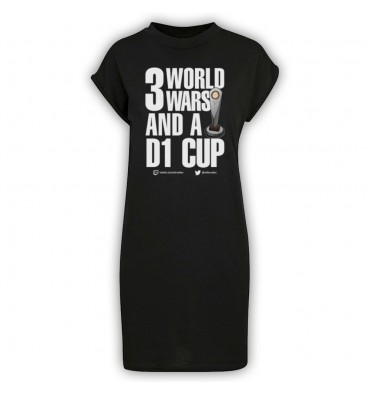 PES United 3 World Wars And A D1 Cup Dress