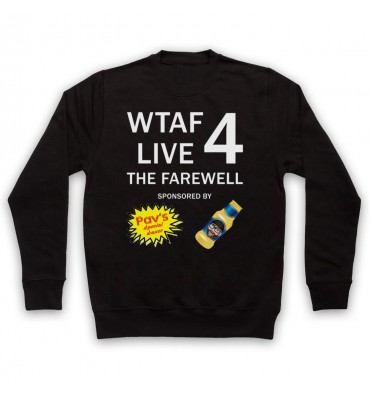 WTAF A This Country Podcast Live 4 The Farewell Sweatshirt