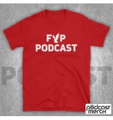 FYP Podcast Logo T-Shirt
