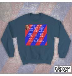 FYP Podcast Sellsy Bingo Sweatshirt