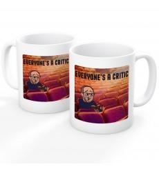 Everyone's A Critic Logo Mug