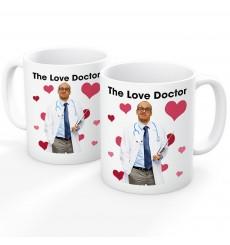 The Love Doctor Photo Mug