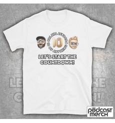 The Top 10 Of Anything Pav & Neil Logo T-Shirt