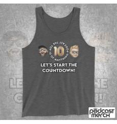 The Top 10 Of Anything Pav & Neil Logo Tank Top Vest
