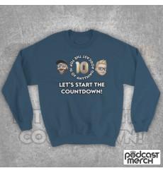 The Top 10 Of Anything Pav & Neil Logo Sweatshirt