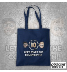 The Top 10 Of Anything Pav & Neil Logo Tote Bag